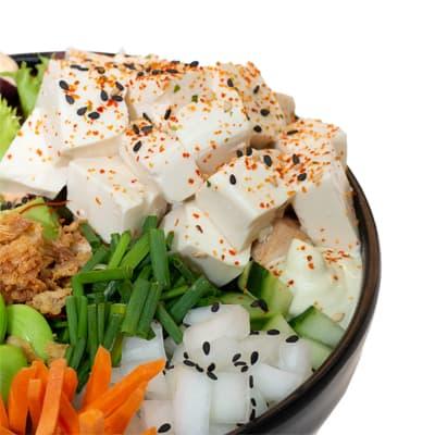 Sweet Chili Tofu